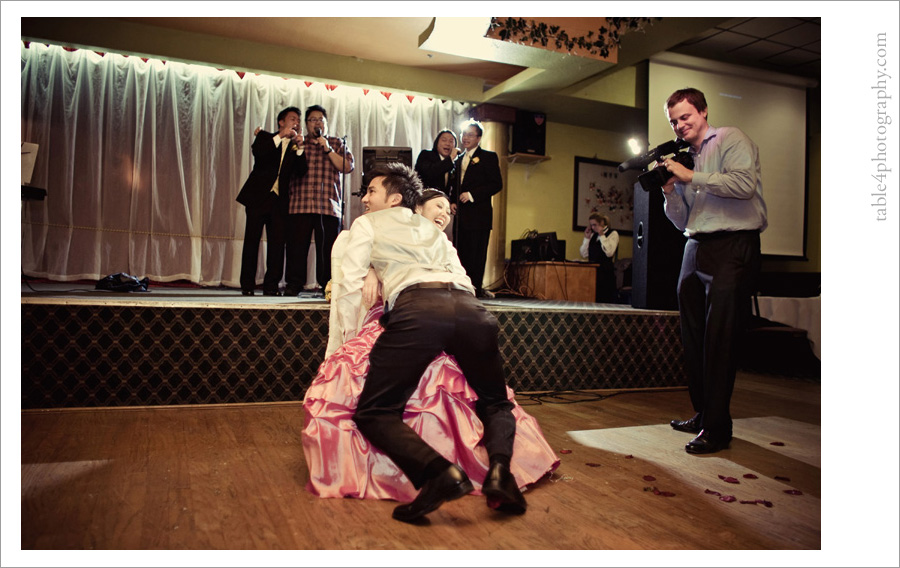 dallas, tx vietnamese tea ceremony wedding images, maxim restaurant images