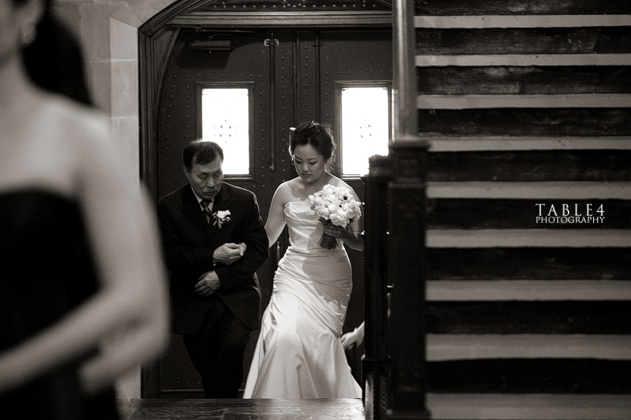 st. paul's united methodist church wedding image, spumc picture, houston tx wedding