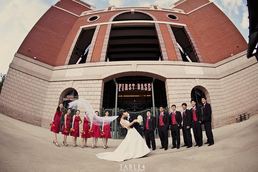 rangers ballpark wedding image, arboretum, maxim's wedding image