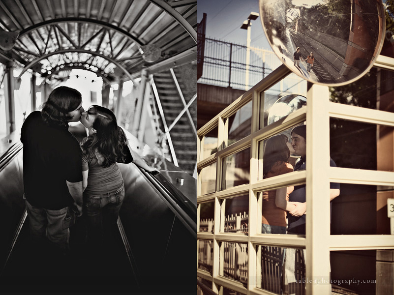 dallas, tx mockingbird station engagement picture
