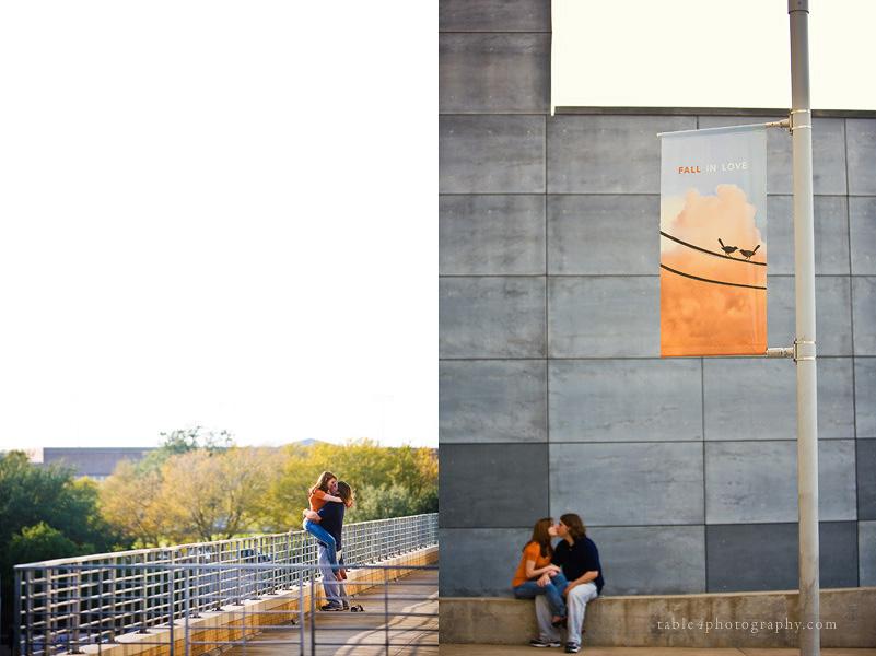 dallas, tx mockingbird station engagement picture