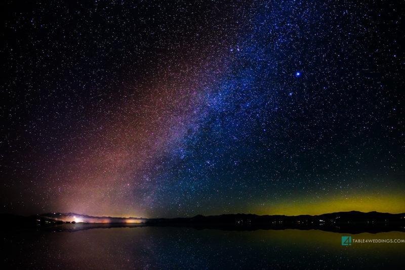 North Lake Tahoe Stars, night sky, galaxy