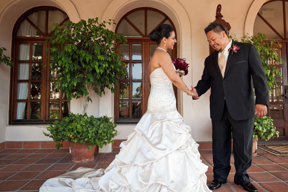 Ning & Geetu Wedding, newport beach california, turnip rose wedding by Jason Huang, Table4.